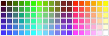 Enamel Color Options