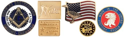 American Made Pins